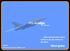 Flugzeug Slalom icon